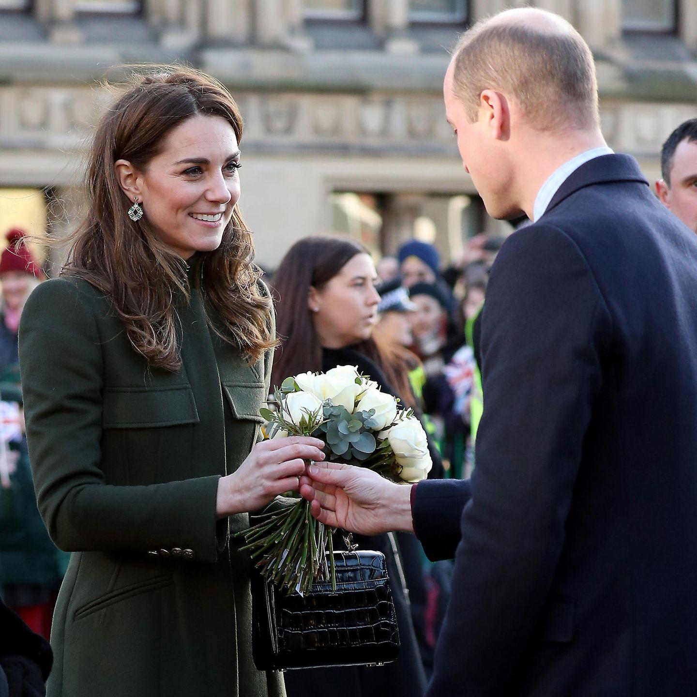 Herzogin Kate + Prinz William: Diese Fotos sind Balsam auf der