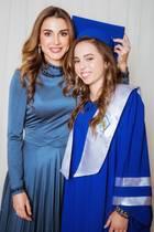 Königin Rania von Jordanien, Prinzessin Salma bint Abdullah