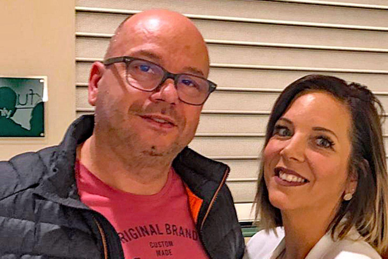 Markus Simons und Danni Büchner
