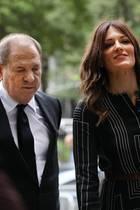 Harvey Weinstein und Donna Rotunno