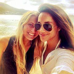 """Herzogin Meghan bekommt in Kanada Besuch von ihrer Freundin Heather Dorak. Die Besitzerin von """"Pilates Platinum"""" ist schon seit 2005 eine enge Freundin von Meghan."""