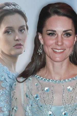 Blair Waldorf (Gossip Girl) + Herzogin Kate