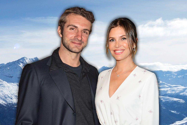 Stavros Niarchos + Dasha Zhukova: Prunkvolle Hochzeit in St. Moritz