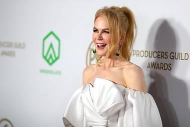 Producers Guild Awards 2020: Red-Carpet-Glamour mit Nicole Kidman und Co.