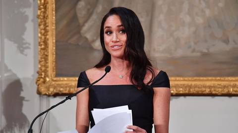 Herzogin Meghan: Sie hat 72 Tage für die Royals gearbeitet
