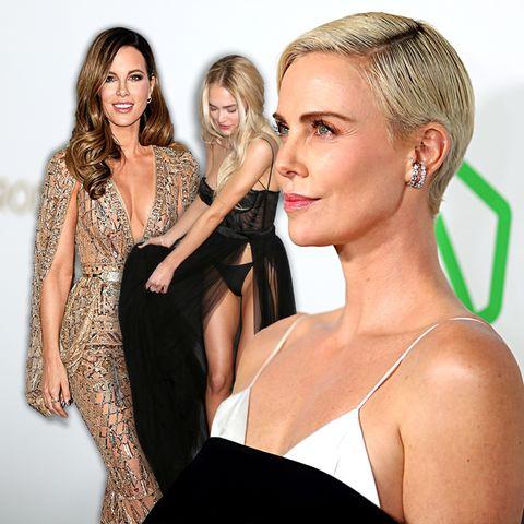 Tops und Flops und Höschenblitzer: Die Red-Carpet-Looks der Producers Guild Awards in Hollywood