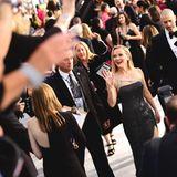 SAG Awards 2020: Glamourös erscheint Schauspielerin Reese Witherspoon zur Veranstaltung, und wird gebührend von ihren Fans gefeiert.
