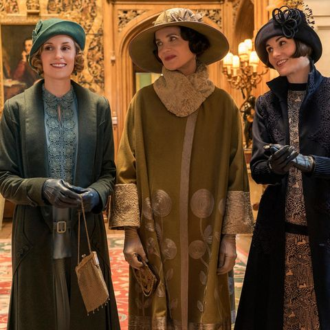 "Die Stars aus ""Downton Abbey"""
