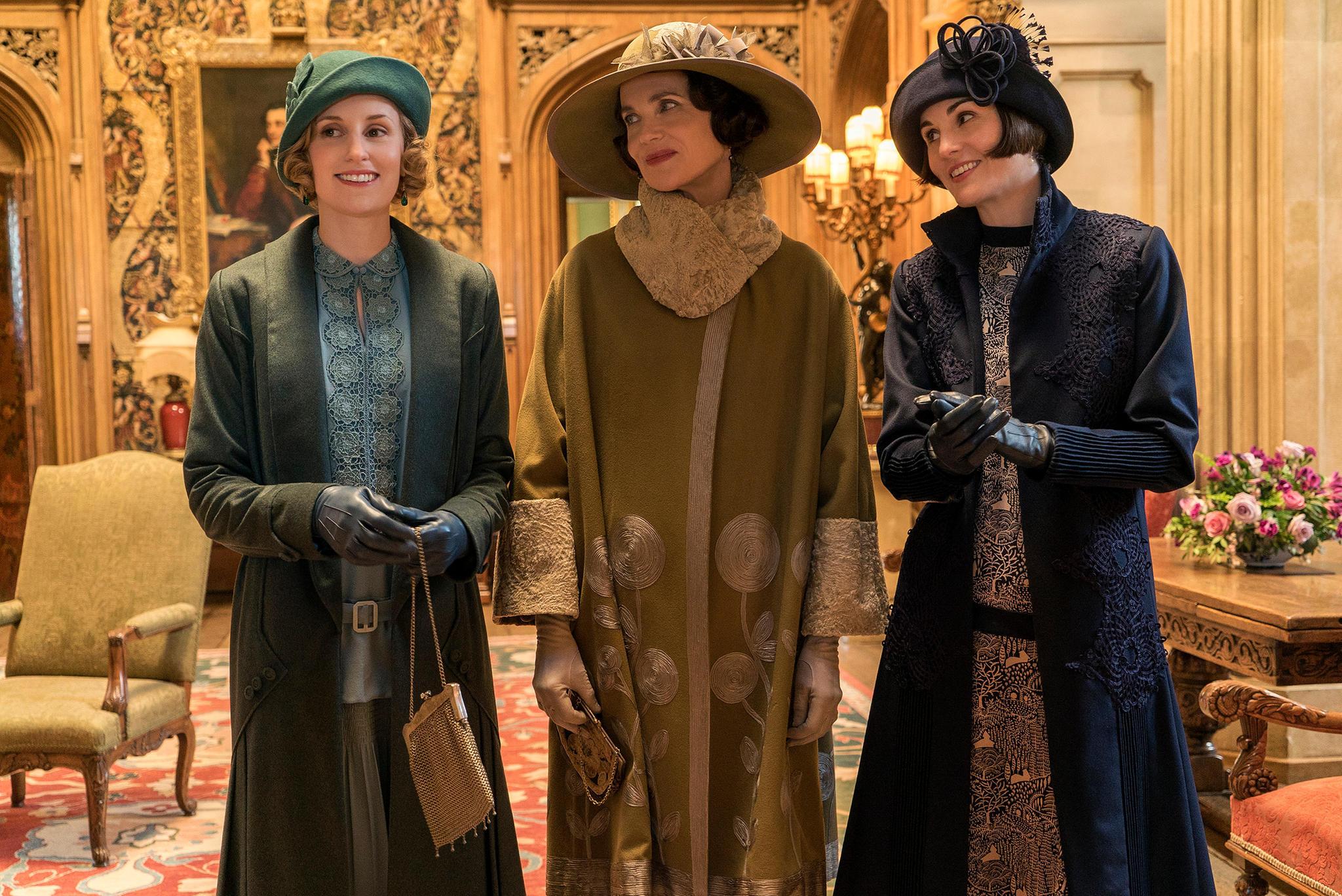 """Die Stars aus """"Downton Abbey"""""""