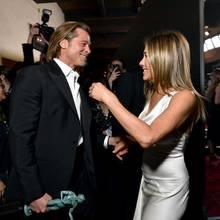 Brad Pitt und Jennifer Anison