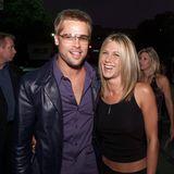 4. September 2001  Die beiden gelten als Hollywoods heißestes Paar.