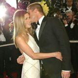 13. Mai 2004  Wenige Monate vor dem Ehe-Aus zeigen sich die beiden noch turtelnd auf dem roten Teppich.