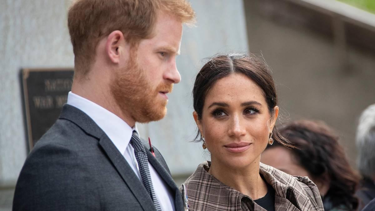 Indirekte Reaktion auf Prinz Harrys Rede?