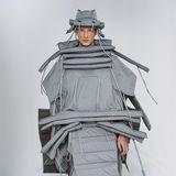 ExtravaganteDesigns gibt es beim britischen Designer Craig Green zu sehen.