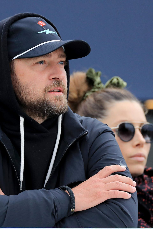 Justin Timberlake + Jessica Biel