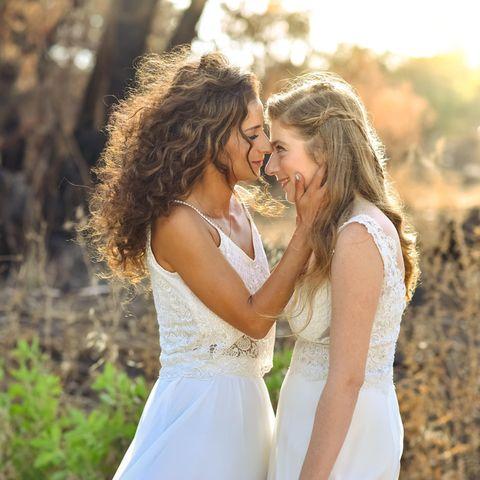 """Bei der australischen Version von """"Hochzeit auf den ersten Blick"""" haben erstmals zwei Frauen geheiratet. (Symbolfoto)"""
