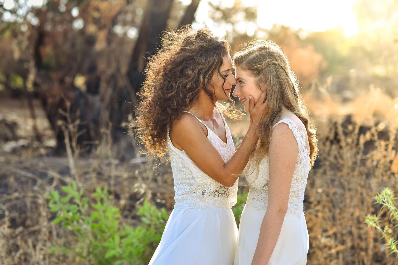 Hochzeit Auf Den Ersten Blick Erstmals Trauen Sich Zwei Frauen Gala De