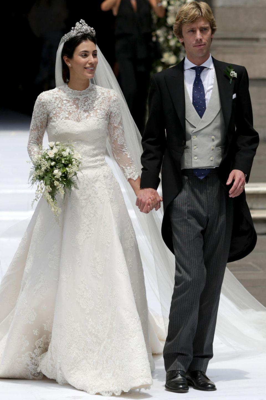 Alessandra de Osma, Prinzessin von Hannover und Prinz Christian von Hannover
