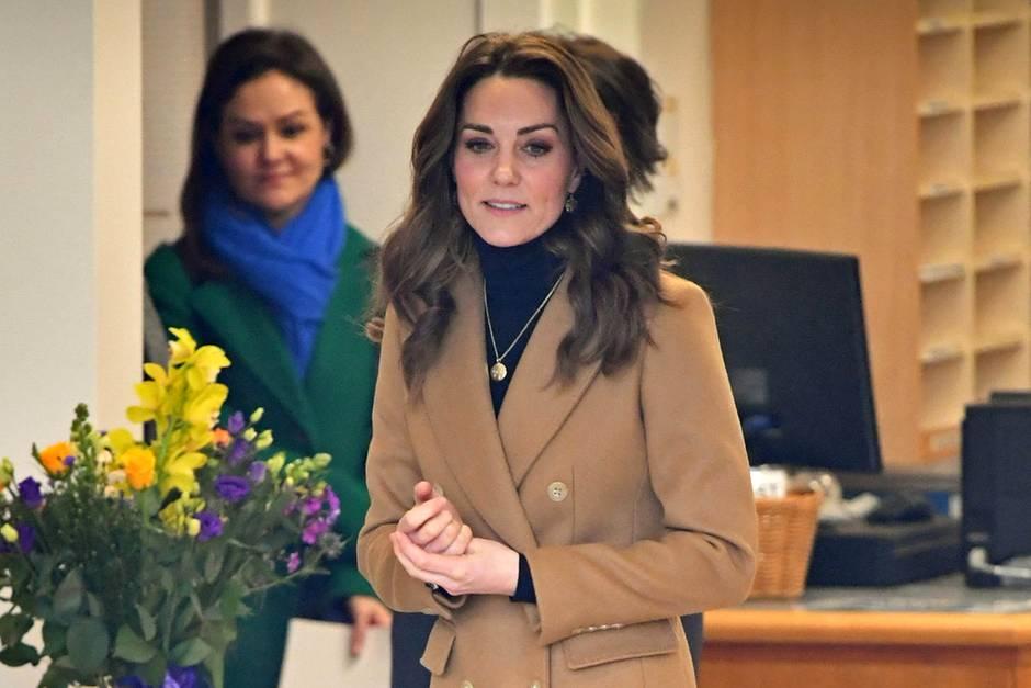 Herzogin Kate fühlte sich nach Geburt von Prinz George