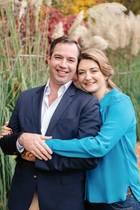 Erbgroßherzog Guillaume undErbgroßherzogin Stéphanie