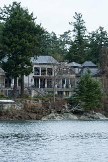 Das luxuriöse Anwesen in Kanada