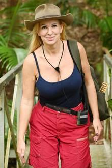 Claudia Norberg wird an Tag 14 aus dem Dschungelcamp gewählt.