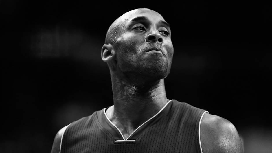 Kobe Bryant:: Stars reagieren mit Fassungslosigkeit und Trauer