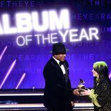 """Billie Eilishgewinnt nicht nur den Grammy für den Besten Song, sondern auch den Award für das Beste Album:""""When We All Fall Asleep, Where Do We Go?"""""""