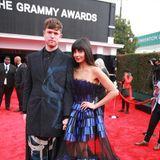 Style-Paar des Abends:James Blake und Jameela Jamil