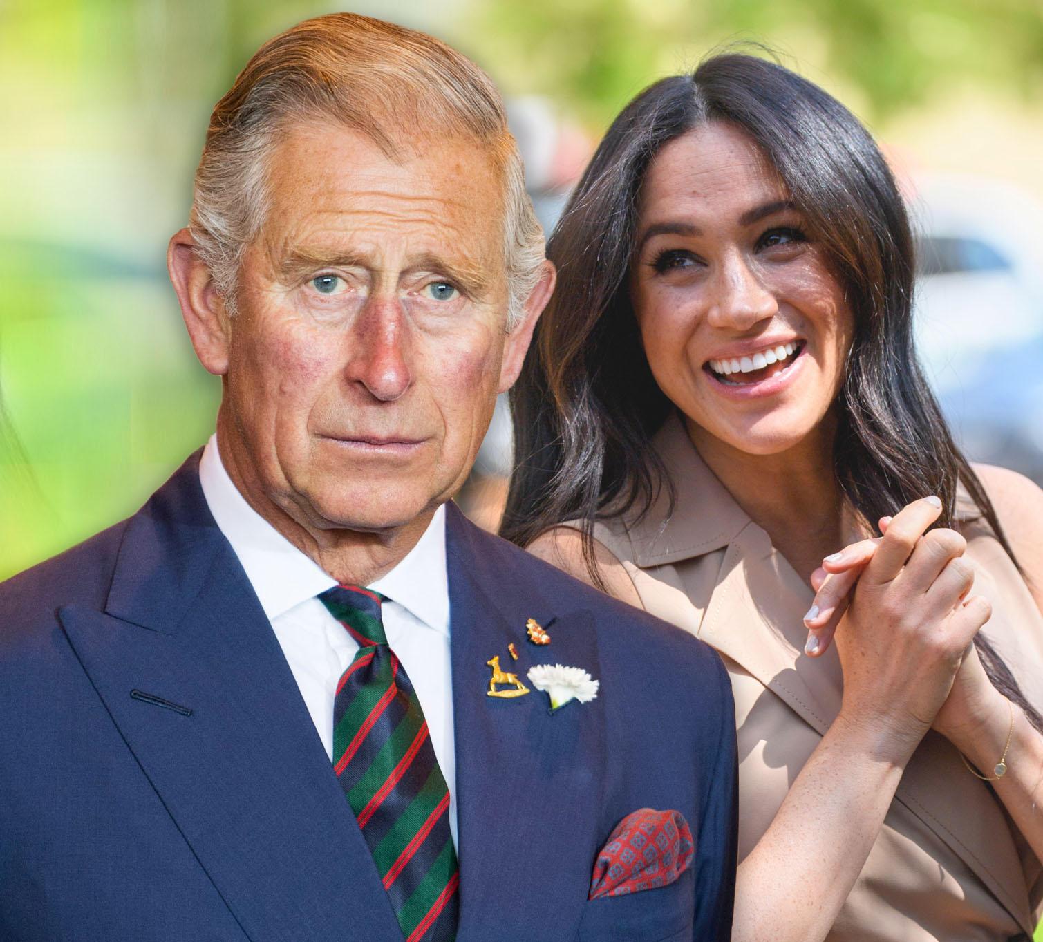 Prinz Charles, Herzogin Meghan