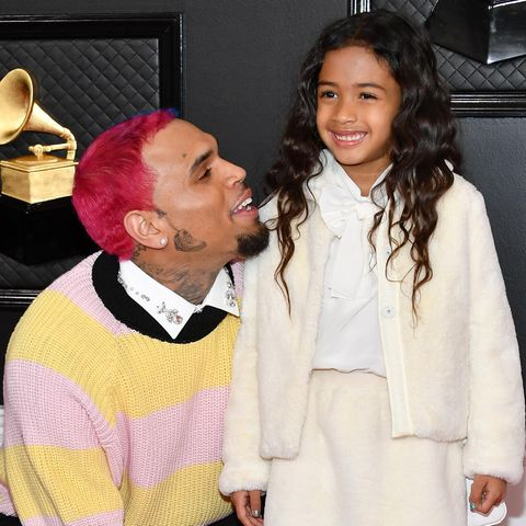 Chris Brown und Royalty Brown