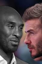 Kobe Bryant (†), David Beckham