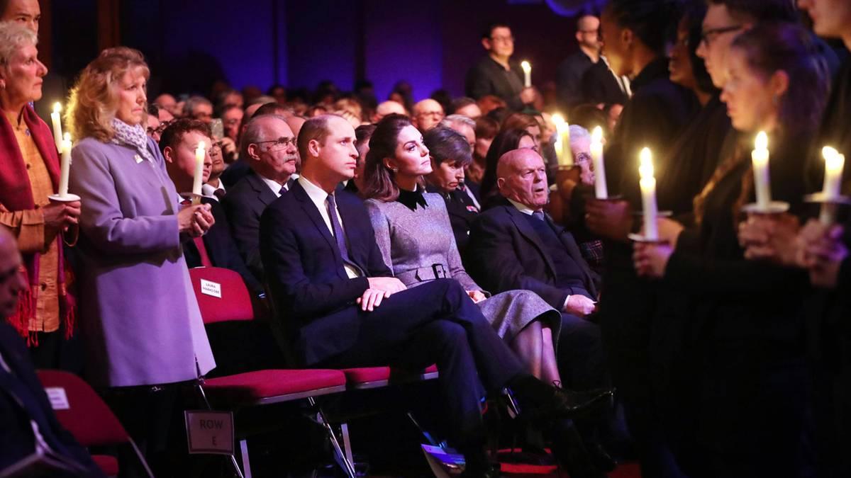 Royals aus Europa kämpfen gegen das Vergessen