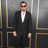 Die Sonnenbrille nah Leonardo DiCaprio auch auf dem Red Carpet nicht ab.