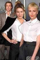 Brad Pitt, Renee Zellweger, Charlize Theron, Leonardo DiCaprio
