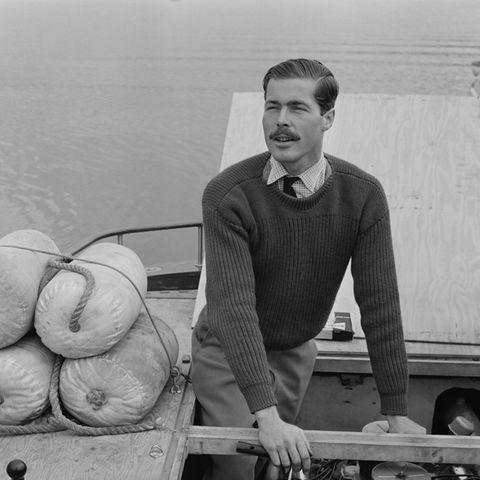 Richard Bingham alias Lord Lucan, 1963