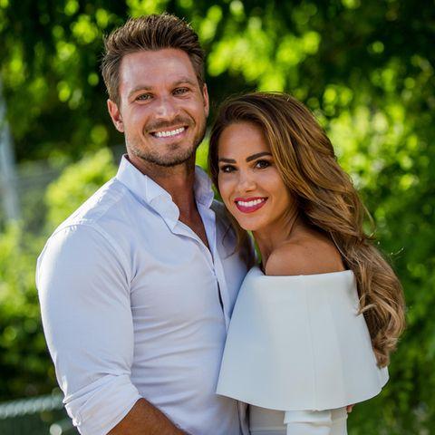 Sebastian Pannek und Angelina Heger