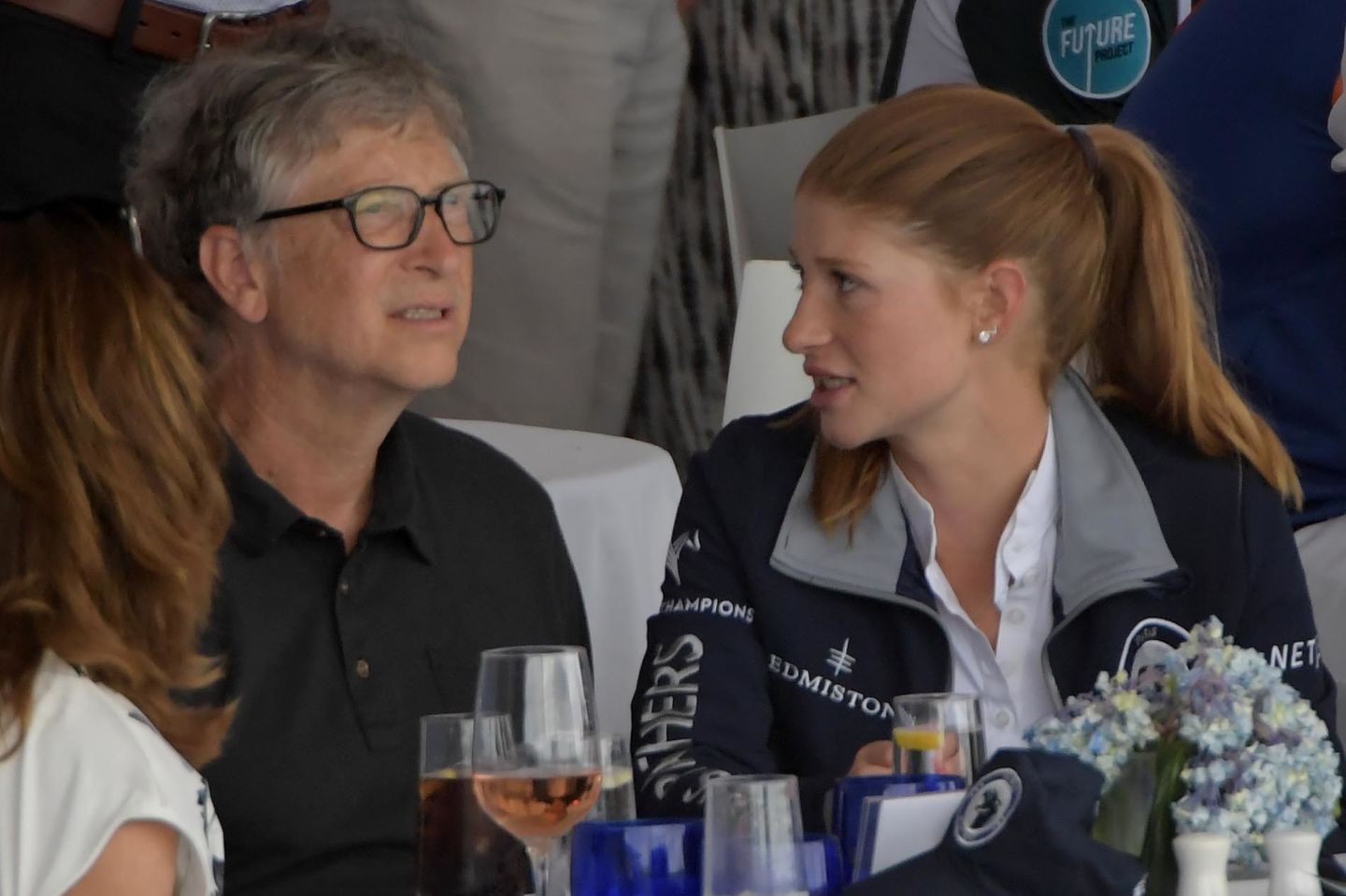 Bill Gates, Jennifer Gates