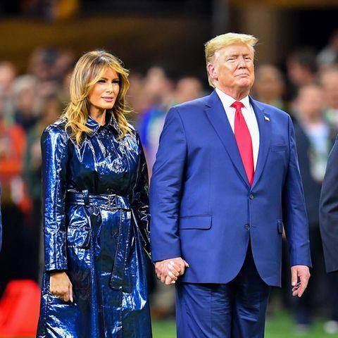 Melania und Donald Trump