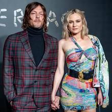Norman Reedus und Diane Kruger