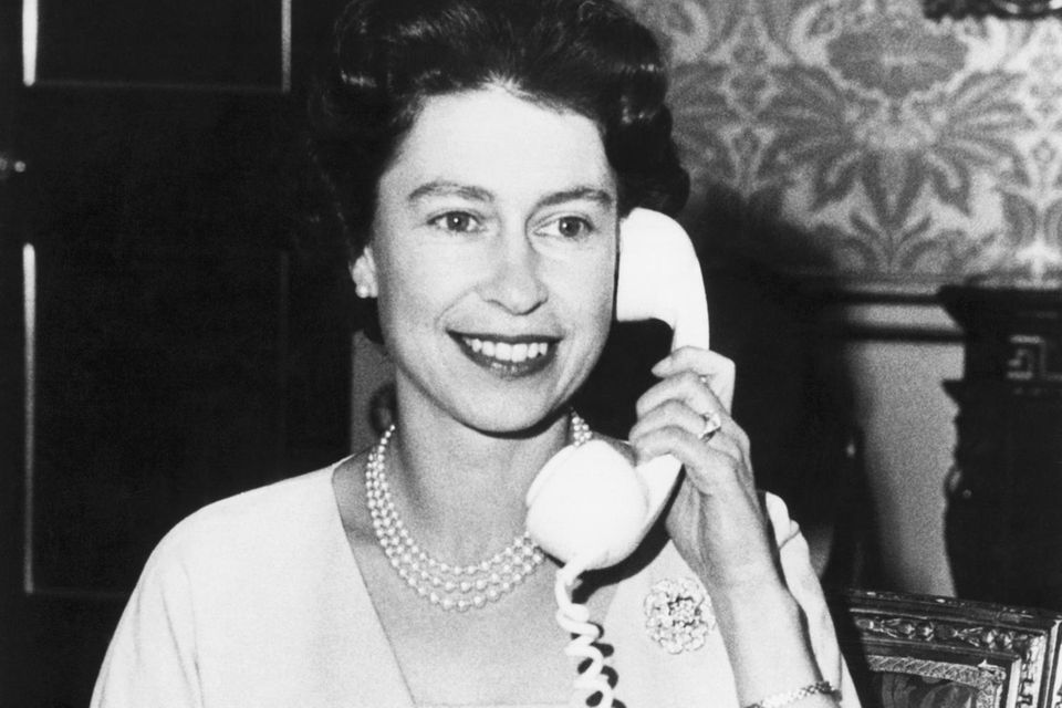 Queen Elizabeth 1961