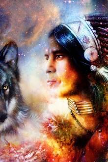 Wolfsindianer