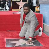 50 Cent bekommt einen Star auf dem Walk of Fame
