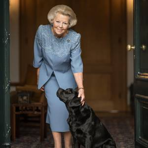 Prinzessin Beatrix wird 82 Jahre alt