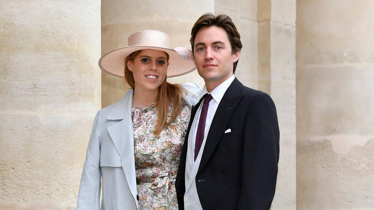 Royal-News zur Hochzeit: Gäste von Beatrice dürfen Palast nicht betreten
