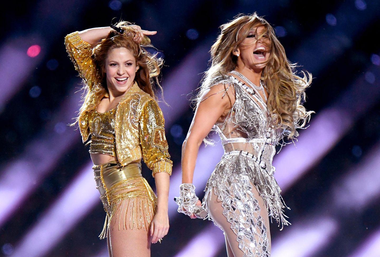 Perfekt wird der Super-Bowl-Auftritt dann zusammen mit Shakira.