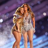 Und das die beiden Latino-Superstarsgroße Freude hatten, gemeinsam auf der Bühne zu stehen, sieht man deutlich.