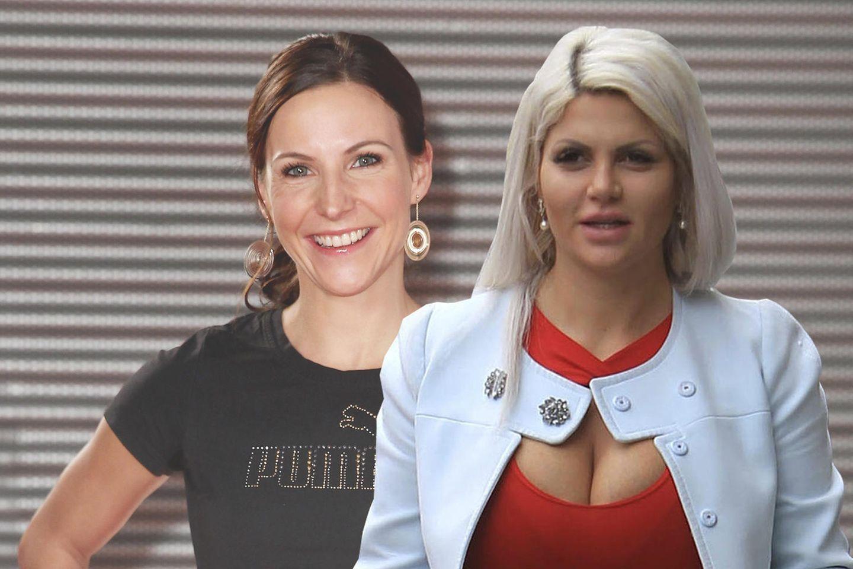 Sabrina Mockenhaupt + Sophia Vegas