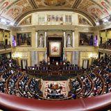 3. Januar 2020  Im imposanten Saal findet dort dieEröffnung des spanischen Parlaments anlässlich der 14. Legislaturperiode statt.