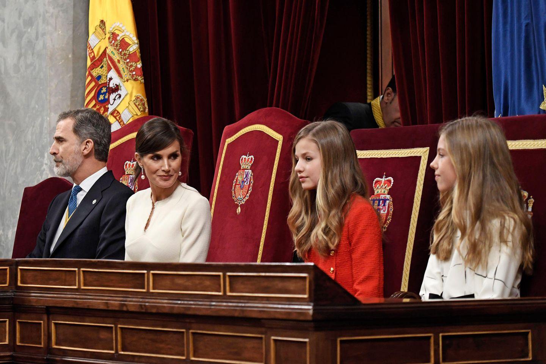 3. Februar 2020  Bis es aber mal so weit ist, dürfen Prinzessin Leonor und ihre Schwester Prinzessin Sofía noch Teenager sein, die ein warmes Lächeln von Mutter Königin Letizia geschenkt bekommen.